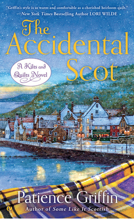 Accidental Scot by Patience Griffin
