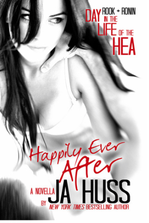 Happily Ever After by JA Huss