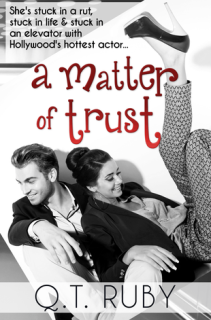 A Matter of Trust by Q.T. Ruby