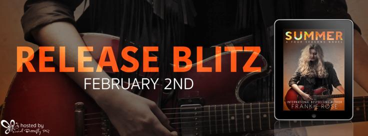 SUMMER - Release Blitz Banner