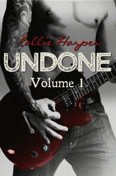 Undone Volume 1 Ebook Cover