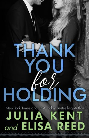 Thank You for Holding Ebook Cover
