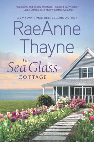 The Sea Glass Cottage Cover